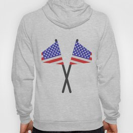 United States flag Hoody