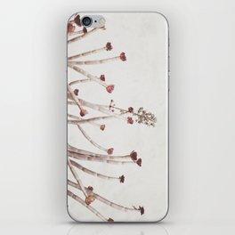 natureminimalism iPhone Skin