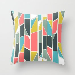 Vertex Throw Pillow