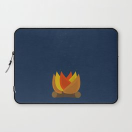 Camping Series: fire Laptop Sleeve