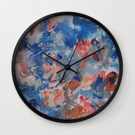 Safarri Winds Wall Clock