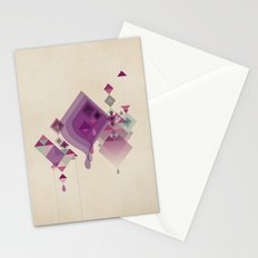 Abstract illustrations Stationery Cards