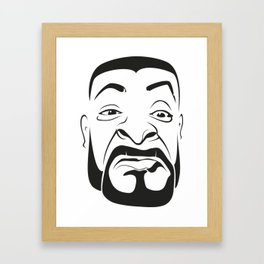 Payday Framed Art Print