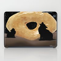 murakami iPad Cases featuring Donut Howl by Geni