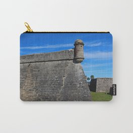 Castillo de San Marcos VI Carry-All Pouch