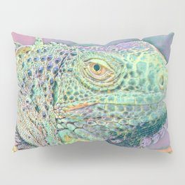 Pastel_Iguana_001_by_JAMColorsSpecial Pillow Sham