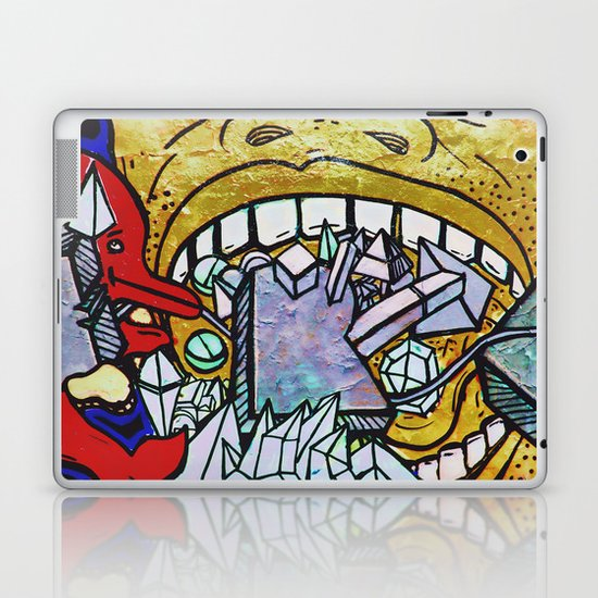 Graffiti II Laptop & iPad Skin