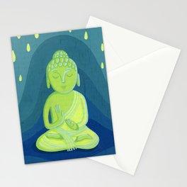 Buddha D Stationery Cards