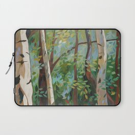 Discover Peace Laptop Sleeve