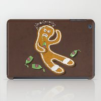 ale giorgini iPad Cases featuring Ginger Ale by jerbing