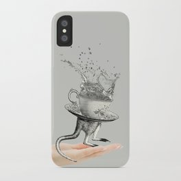 Out of my hand iPhone Case