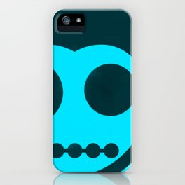 Chimpobot iPhone Case