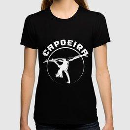 Capoeira Sun Master Fighting Martial Fight Sport T-shirt