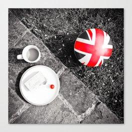 British Sunday | Still Life 88A Canvas Print