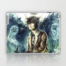Nico Di Angelo - Son Of Hades Laptop & iPad Skin