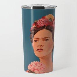 moi, Frida! Travel Mug