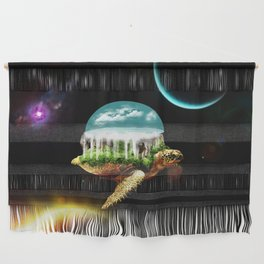 The great A Tuin Wall Hanging