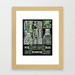 Plastics series 13 Framed Art Print