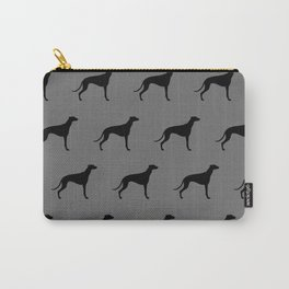 Greyhound Silhouette(s) Carry-All Pouch