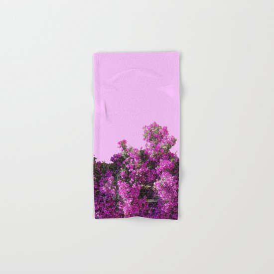 BOUGAINVILLEA (flowers collection) Hand & Bath Towel