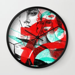 Marion Cotillard in Inception - Movie Inspired Art Wall Clock
