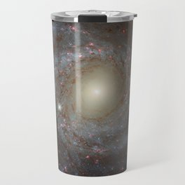 Spiral Galaxy NGC 3344 Travel Mug