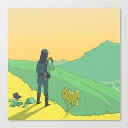 The Journey Canvas Print