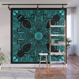 Tentacle void Wall Mural