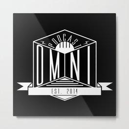 Omnipodden Metal Print