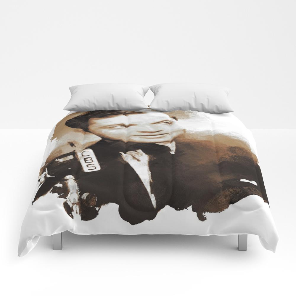 Orson Welles, Actor Comforter by Esotericaartagency CMF8522107
