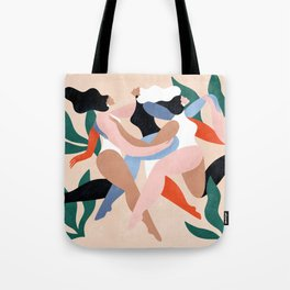 Take time to dance Tote Bag