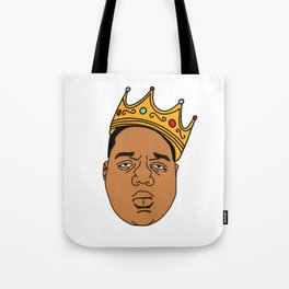 The Notorious BIG Tote Bag