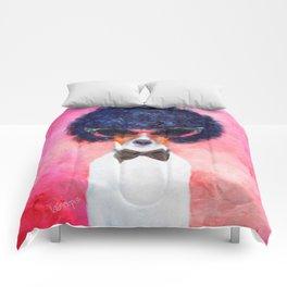 Charlie - Dog Portrait Comforters