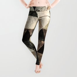 Abstract #365 Leggings