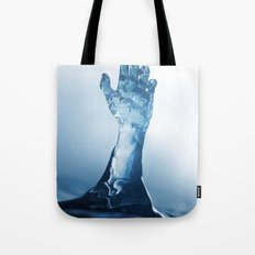 Come with the rain Tote Bag
