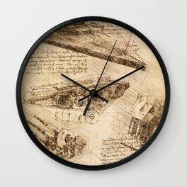 Codex: Star Destroyer Wall Clock