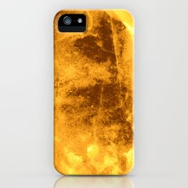 So turns time iPhone Case