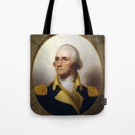 General Washington Tote Bag