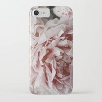 peonies iPhone & iPod Cases featuring Peonies  by Pure Nature Photos