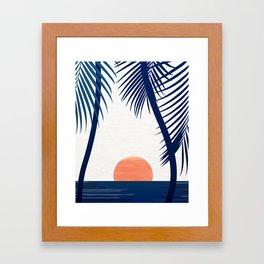 California Dreamin Framed Art Print