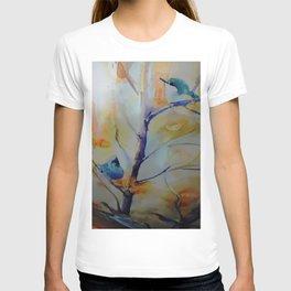 Unique Perspective Birdlife watercolor by CheyAnne Sexton T-shirt
