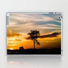 Nice Sunset Laptop & iPad Skin