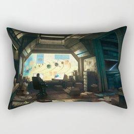 Space explorer Rectangular Pillow