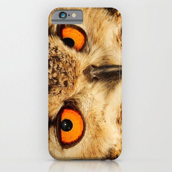 Bubo bubo iPhone & iPod Case