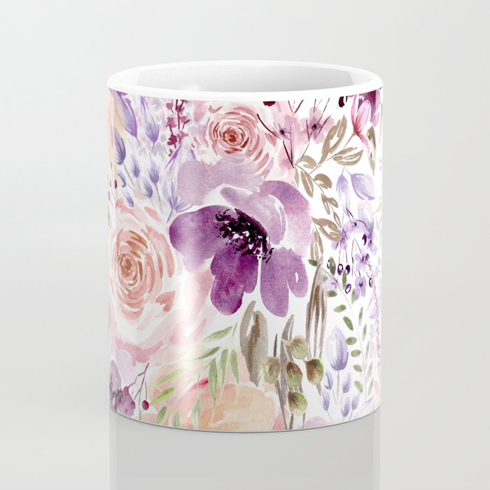 Floral Chaos Coffee Mug