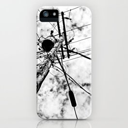 Crosswire iPhone Case