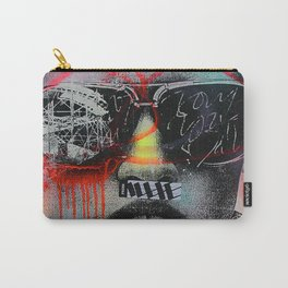 Graffiti Wall NYC Carry-All Pouch
