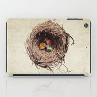 jazzberry iPad Cases featuring Yoshi Eggs by Eric Fan