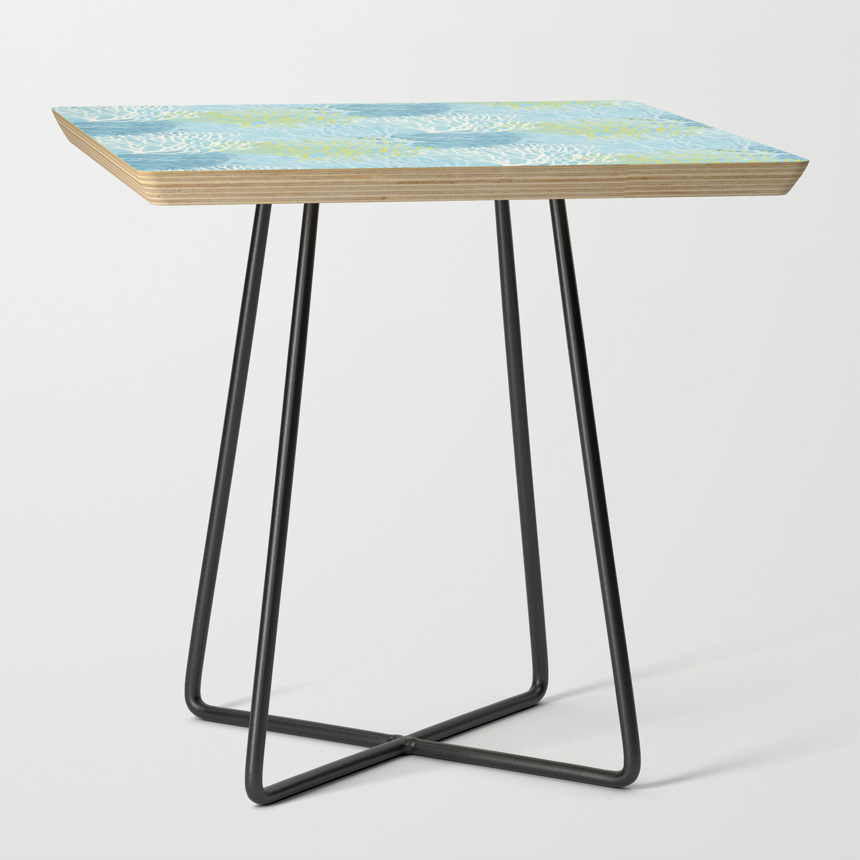 coastal side table