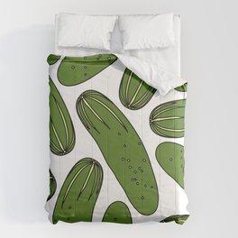 Green Pickles Comforters